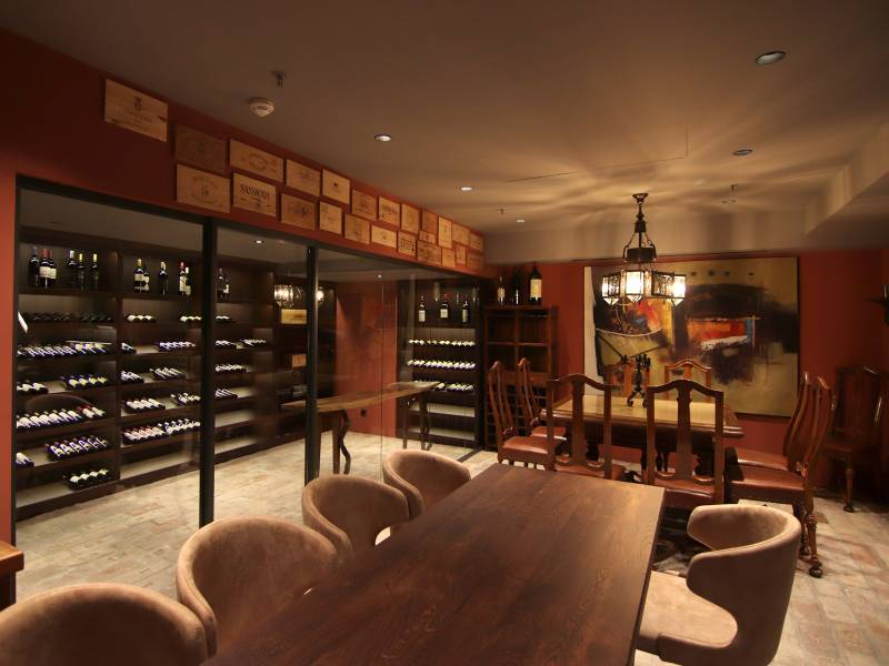 Wine Bar Hotela Radisson Collection